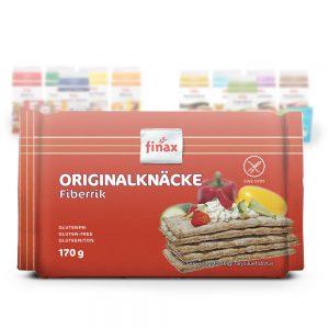 Finax Originalknäcke glutenfritt
