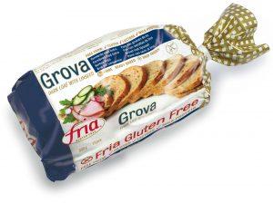 Fria Grova, glutenfritt bröd