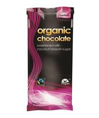 Mjölkfri choklad och laktosfri choklad