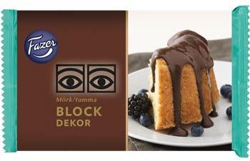 Nyhet: Tips ifrån läsare om Fazers mörka glutenfria blockchoklad