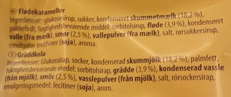 marabou vit choklad innehåll