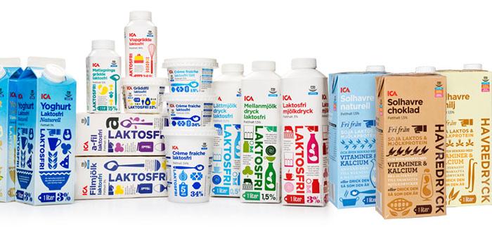 Nyhet: Om du blir dålig av väldigt små mängder mjölk kan det vara mjölkallergi och inte laktosintolerans