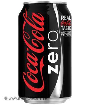 Test: Kan Coca-Cola Zero ge en matintolerans reaktion?