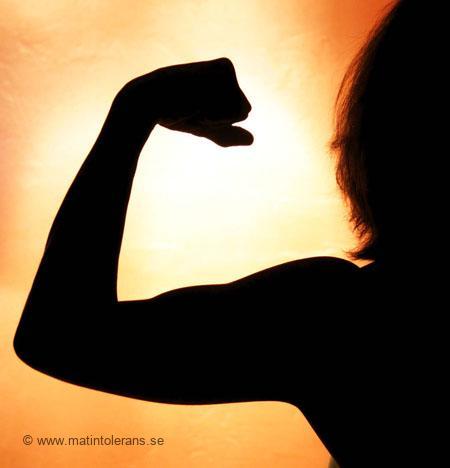 Blogginlägg: Träning hjälper mot matallergi och matintolerans?