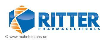 Nyhet: Ritter Pharmaceuticals, USA, inne i tredje fasen i utvecklingsprojektet för att göra medicin som botar laktosintolerans