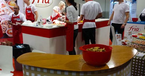 Mat för livet mässan 2014, Kista