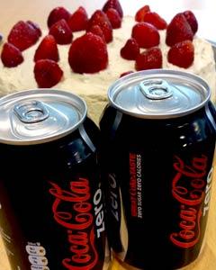 Blogginlägg: De andra fick tårta och fick jag Coca-Cola Zero