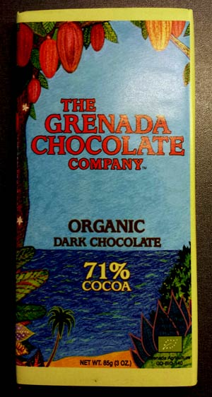Test: Laktosfri, mjölkfri, nötfri, glutenfri choklad – The Grenada Chocolate Company