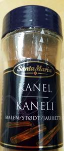 Cassia kanel ifrån Santa Maria