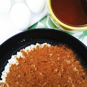 Blogginlägg: Glutenfri, mjölkfri, laktosfri, sojafri frukost