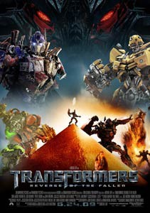 Transformers II, Revenge of the fallen