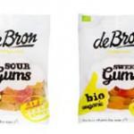 deBron gluten- och laktosfrittgodis