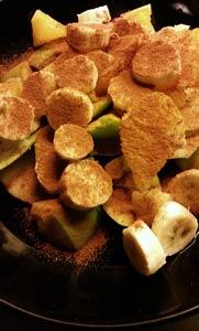 Blogginlägg: Framsteg – jag kan äta fruktsallad med syrliga frukter utan problem (fruktosmalabsorption)