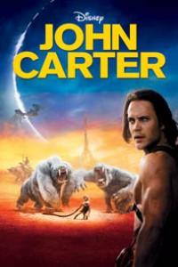 John Carter filmaffisch
