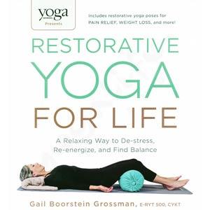 Blogginlägg: Restorative yoga – håller på att lägga in det i vardagen