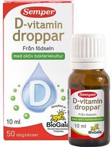 Blogginlägg: Jag hade brist på D-vitamin