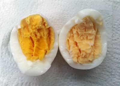 Blogginlägg: Ägg som luktar fisk men inte är kaviar?
