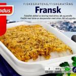 Findus Fransk Fiskgratäng