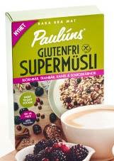 Paulúns Glutenfria Supermüsli