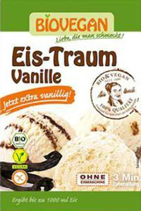 Eis-Traum, vegansk gluten- och mjölkfriglassmix