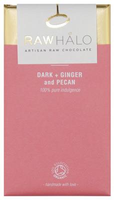 Mattips: Ny mjölkfri och glutenfri raw choklad på marknaden, Raw Halo