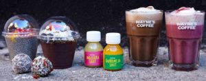 Wayne's coffee glutenfri och laktosfri fika