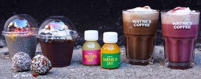 Mattips: Wayne's Coffee ökar det glutenfria och laktosfria fika utbudet