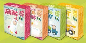 Enago mjölkfri gröt och välling