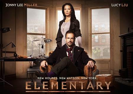Blogginlägg: Underhållning i form utav en klassiker som utspelar sig i nutid – Elementary, Sherlock Holmes