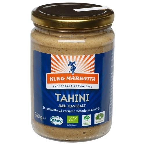 Matvarning: Kung Markatta återkallar Tahini och Jordnötssmör med havssalt