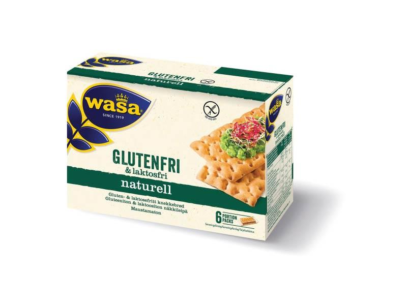 Mattips: Wasa lanserar glutenfritt och laktosfritt knäckebröd