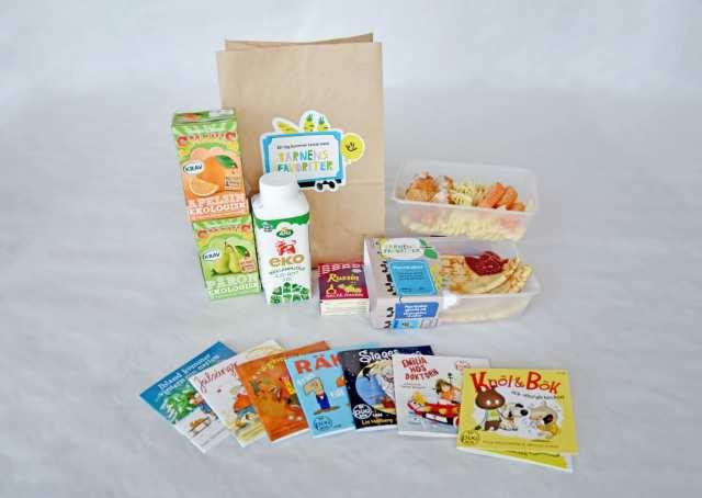 Mattips: SJ erbjuder en enkel gluten- och laktosfri barnrätt i Bistron