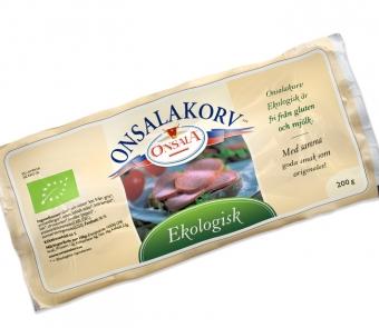 Matvarning: Onsalakorv återkallas för den innehåller spår av mjölk
