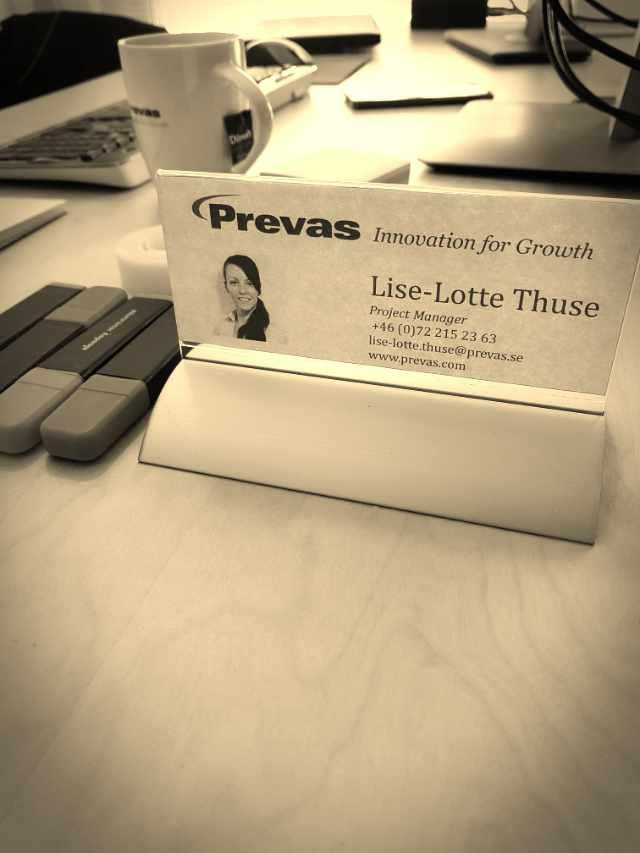 Blogginlägg: Nytt jobb och nya möjligheter!
