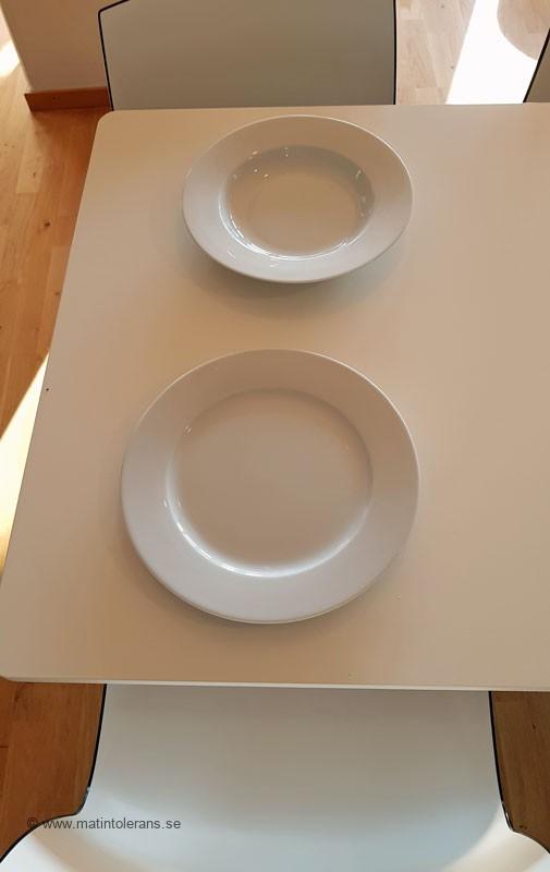 Blogginlägg: Smalt matbord blir ett hinder när kollegorna vill äta knäckebröd (celiaki)