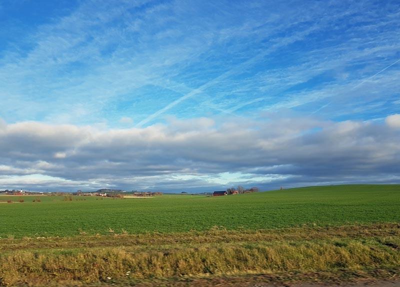 Blogginlägg: På vift i Skåne