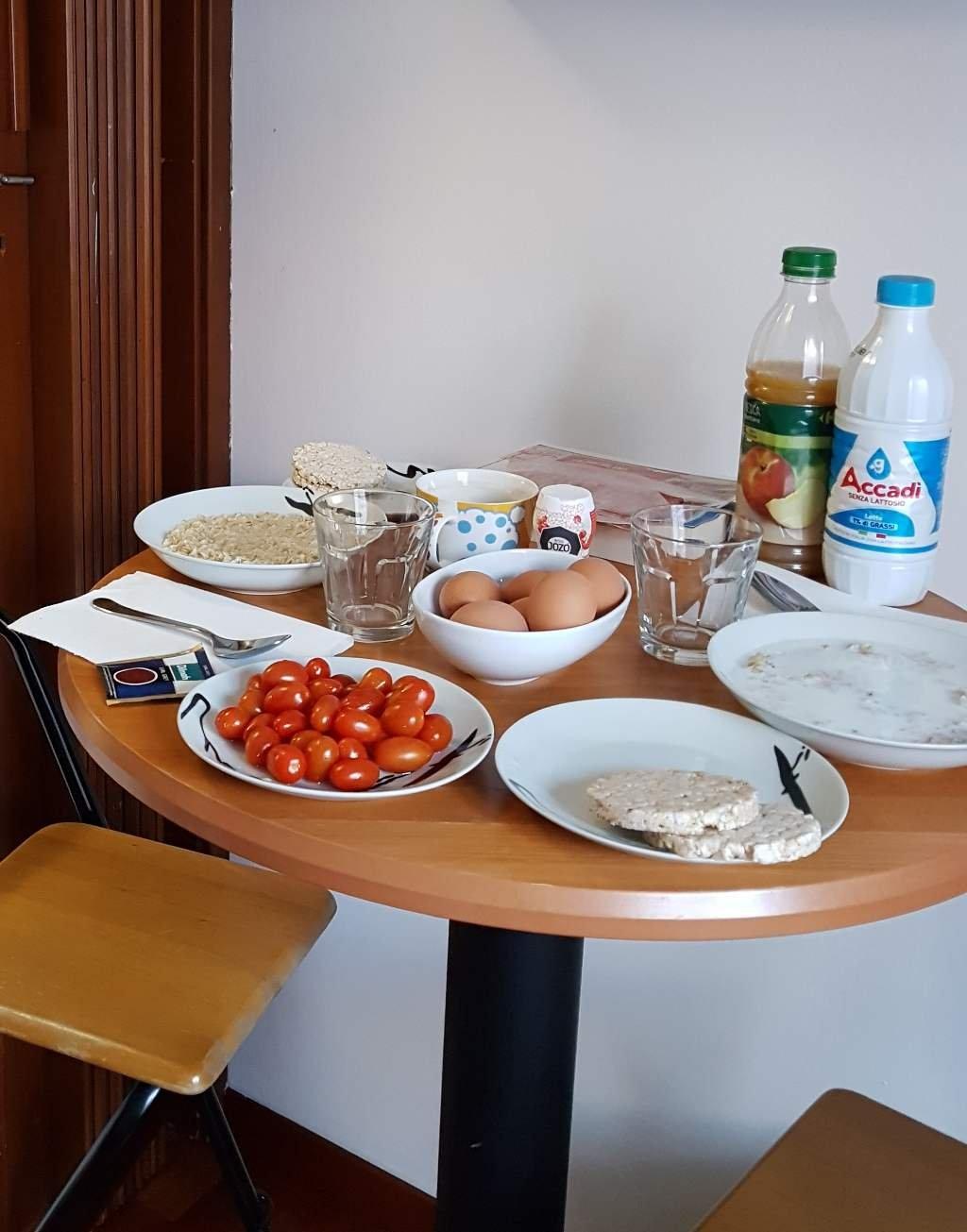Blogginlägg: Resa till Milano med glutenintolerans, mjölkallergi med mera…