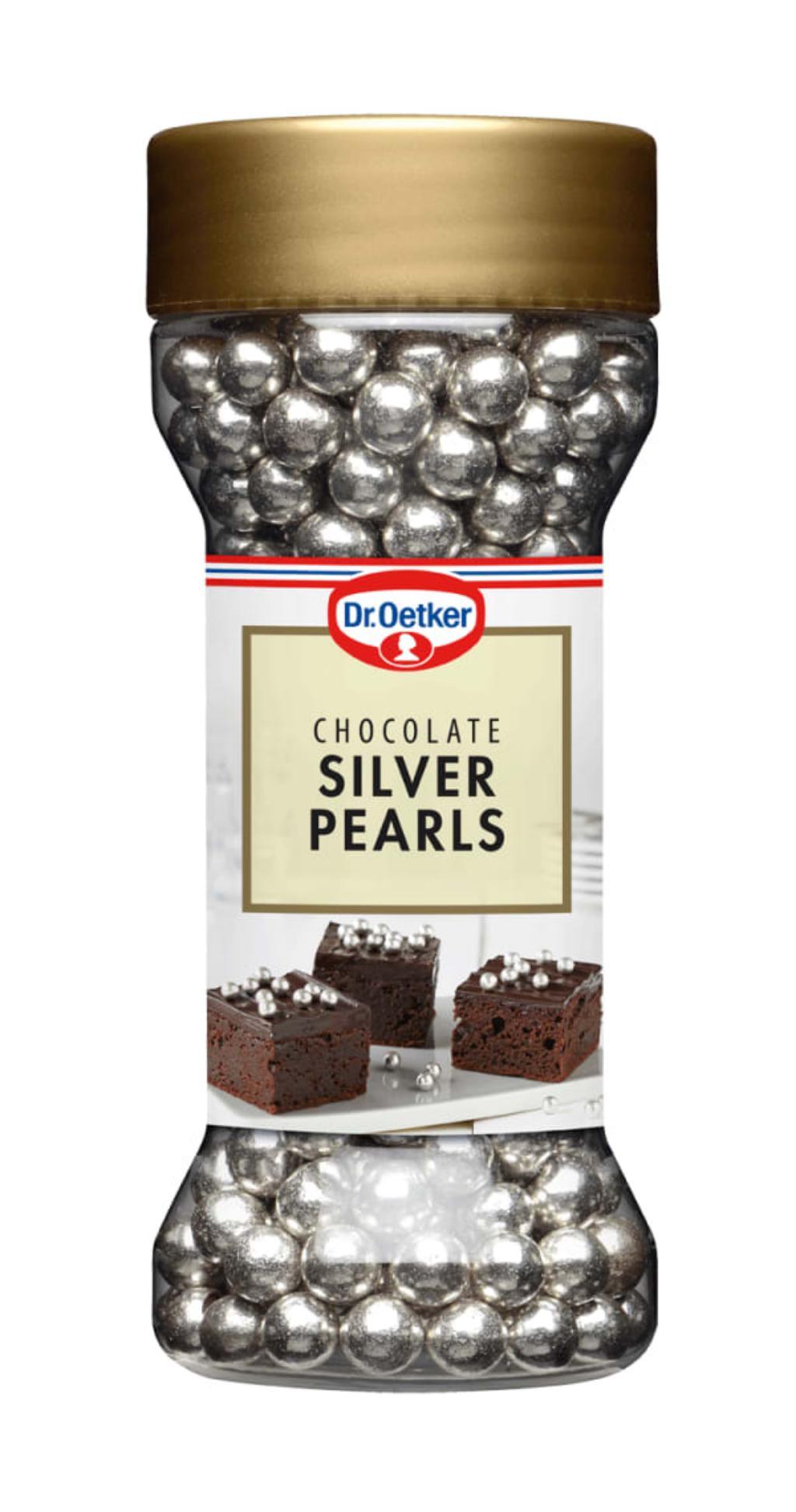 Återkallelse: Dr. Oetker, Chocolate Silver Pearls kan innehålla mjölkprotein