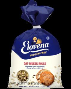 Elovena, glutenfritt bröd
