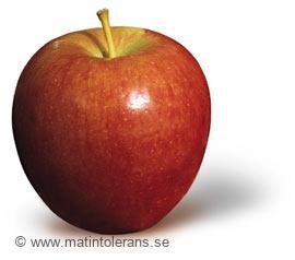 Ett rött äpple
