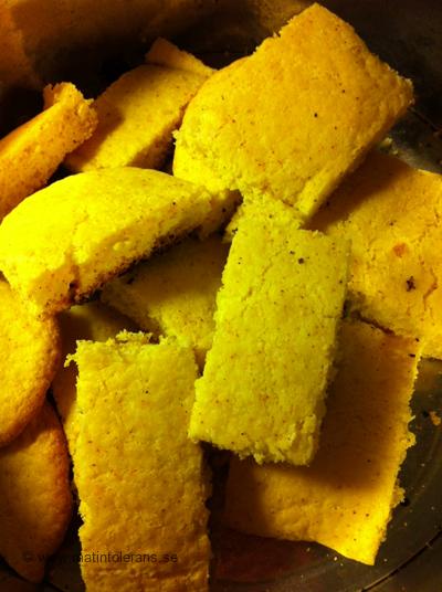 Recept: Glutenfria och laktosfria Julkakor – saffranskakor