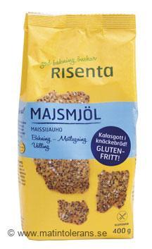 Majssocker (isoglukos, HFCS, fruktos-glukos) kan ge problem för majsallergiker