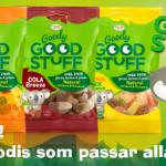 Mattips: Cloetta kommer med nytt glutenfritt, laktosfritt, gelatinfritt, nötfritt gelegodis