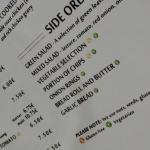 Glutenfritt och laktosfritt på menyn i Málaga Spanien