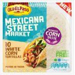 Mattips: Ny glutenfri mini-tortilla ifrån Old El Paso