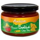 Matvarning: Glutenfri salsa av märket Amaizin sweet salsa organic innehåller gluten