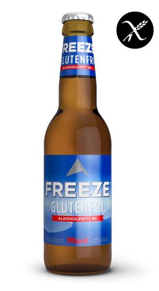 Mattips: Gluten- och alkoholfri öl på ICA och Coop – Mack Freeze