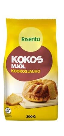 Återkallelse: Risenta kokosmjöl kan innehålla metallspån