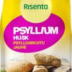 Återkallelse: Risenta Psylliumhusk kan innehålla sesamfrö och senapsfrö