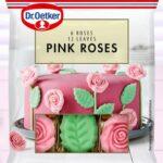 Återkallelser: Dr. Oetker återkallar Choco Roses and Leaves & Pink Roses - innehåller spår av mandel